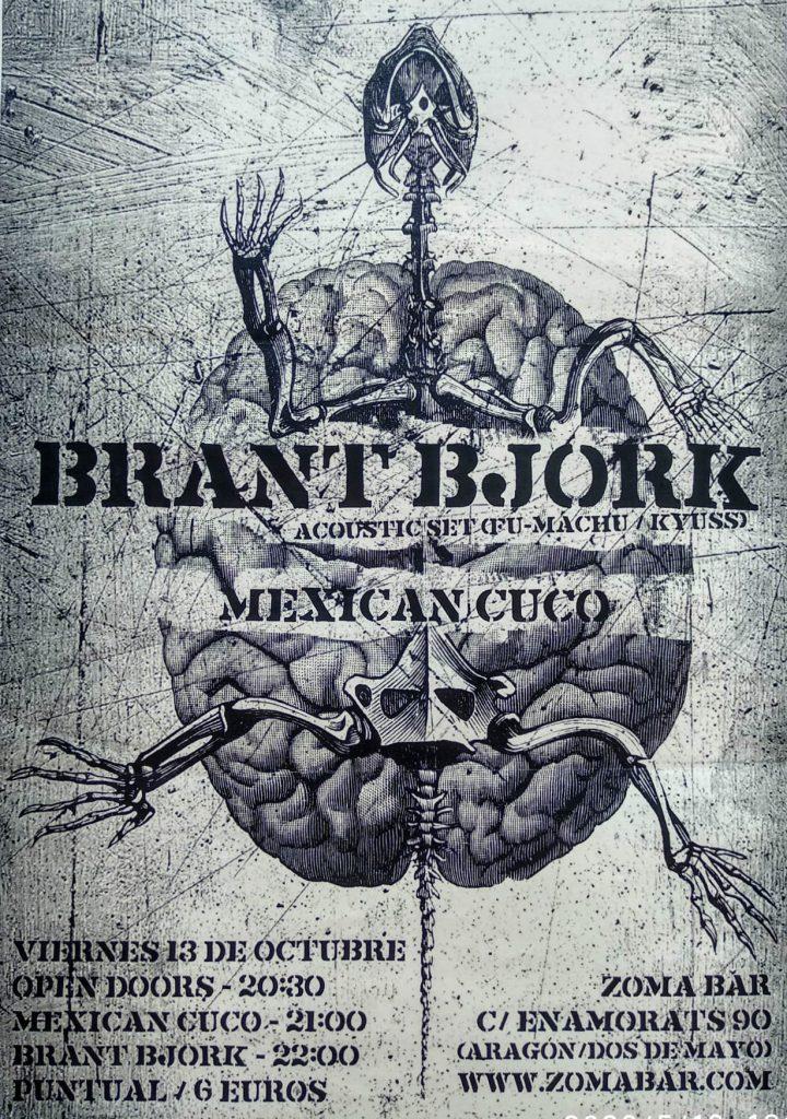 LA FAMILIA REVOLUCION RECORDS CARTEL MEXICAN CUCO BRANT BJORK